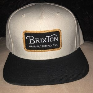 Other - Brixton Co. Hat